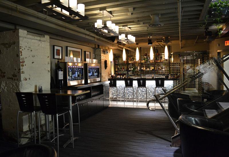 The Oven Cellar Bar